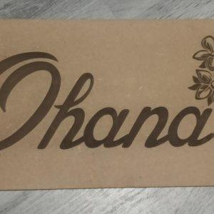 Cuadro Ohana