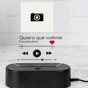 Lámpara Spotify