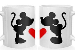 Duo Minnie y Mickye LOVE
