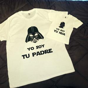 Yo soy tu padre….